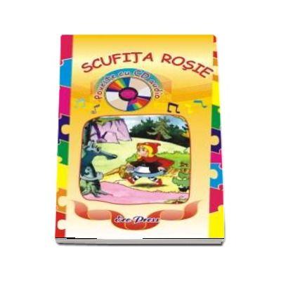 Scufita Rosie, poveste cu CD audio - Charles Perrault (Colectia Povesti)