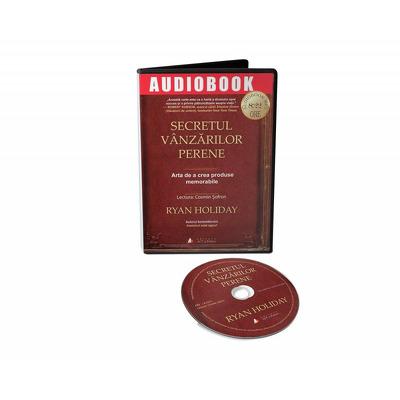 Secretul vanzarilor perene. Arta de a crea produse memorabile. Audiobook