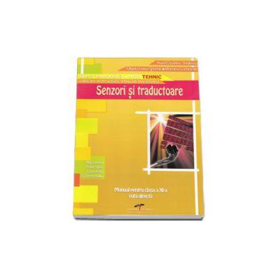 Senzori si traductoare, ruta directa. Manuala pentru clasa a XI-a