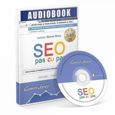 SEO pas cu pas. Audiobook