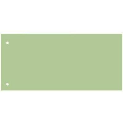Separatoare carton pentru biblioraft, 180 g/mp, 105 x 240 mm, 100/set, Kangaro - verde