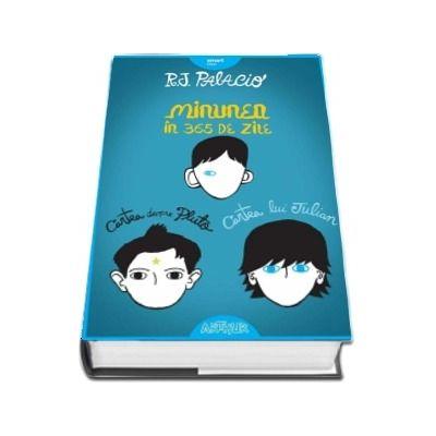 Seria de autor R. J. Palacio. Set 3 volume
