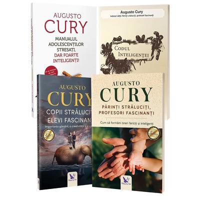 Serie autor Augusto Cury. Set 4 carti