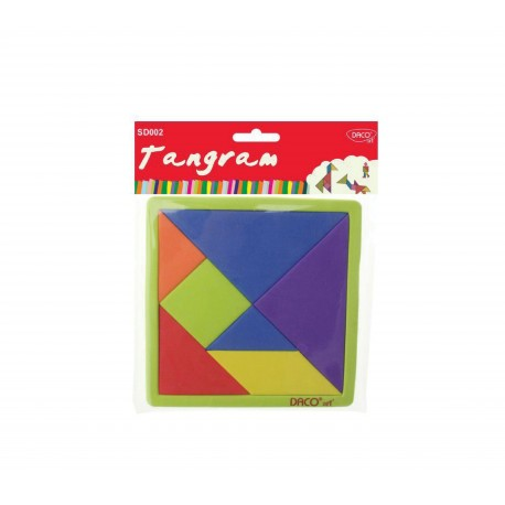 Set didactic - SD002 Tangram Daco