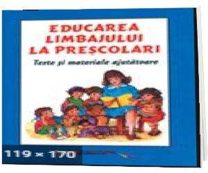 Set educarea limbajului (carte   12 planse)