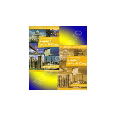 Set Pathway to English. English News and Views. Manual si caiet pentru clasa a XI-a