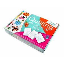 Set Quilling, Model Ochi miscatori, Arhi Design
