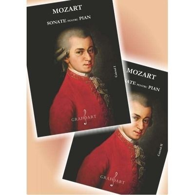 Set Sonate, caietul 1 si caietul 2