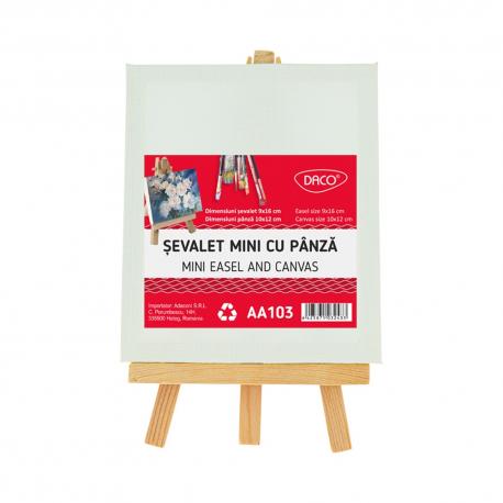 Sevalet mini cu panza Daco AA103