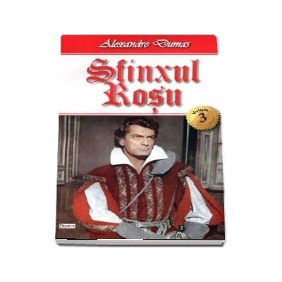 Sfinxul Rosu, volumul III - Alexandre Dumas