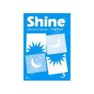 Shine Level 2 Activity Book. Caiet de limba engleza pentru clasa a VII-a