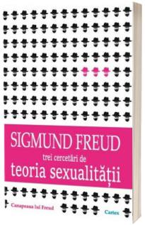 Sigmund Freud, Trei cercetari de teoria sexualitatii