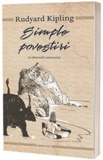 Simple povestiri, cu desenele autorului