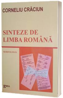 Sinteze de limba romana - Morfologia
