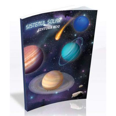 Sistemul solar - Carte uriasa