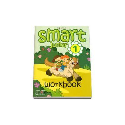 Smart Junior level 1 Workbook with CD - Mitchell H.Q.