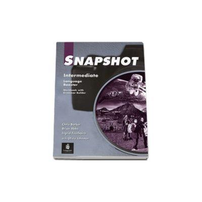 Snapshot.Caiet de exercitii L2 clasa a VIII-a - Intermediate