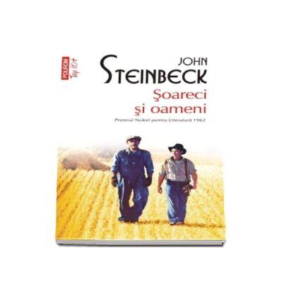 Soareci si oameni - John Steinbeck (Top 10)