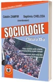 Sociologie. Manual pentru clasa a XI-a - Septimiu Chelcea