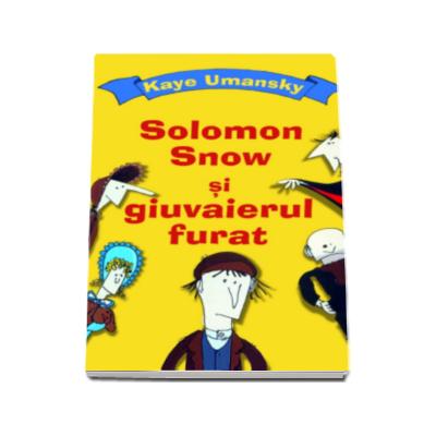 Solomon Snow si giuvaierul furat - Carte de buzunar