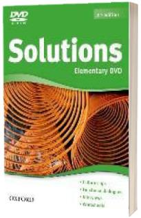 Solutions. Elementary. DVD-ROM