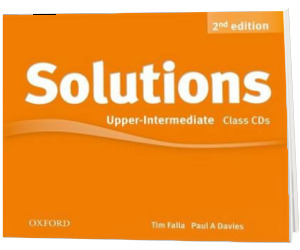 Solutions. Upper-Intermediate. Class Audio CDs (3 Discs)