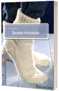 Sosete tricotate - Haris Marta