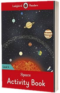 Space Activity Book. Ladybird Readers Level 4
