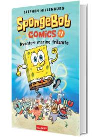 SpongeBob Comics #1. Aventuri marine trasnite