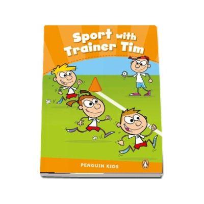 Sport with Trainer Tim CLIL - Iturain Maria Luisa