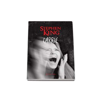 Stephen King, Carrie (Editie paperback)