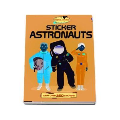 Sticker astronauts