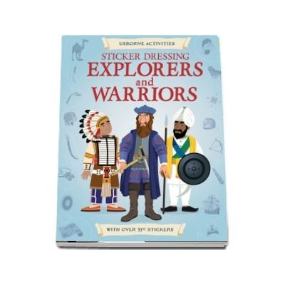 Sticker Dressing: Explorers and Warriors
