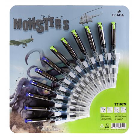 Stilou Ecada Monsters 93107M