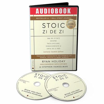 Stoic zi de zi. Audiobook