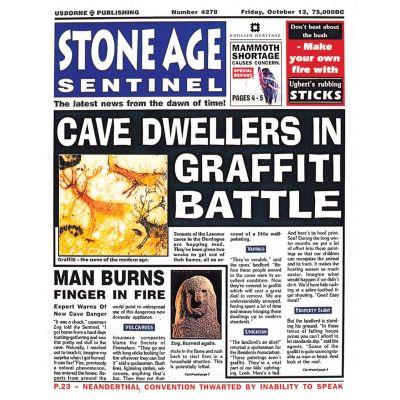 Stone Age Sentinel