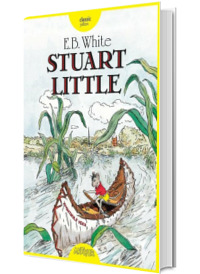 Stuart Little - E.B. White (Classic Yellow)