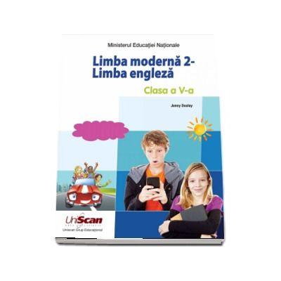 Students Book - Limba moderna 2. Manual limba engleza pentru clasa a V-a (Contine editia digitala) - Jenny Dooley