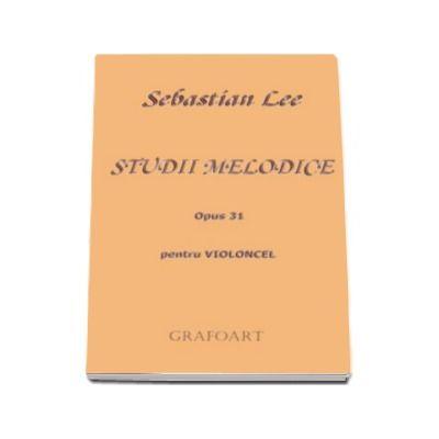 Studii melodice pentru violoncel - Opus 31