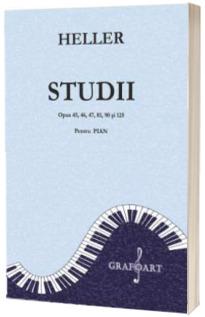 Studii pentru pian. Opus 45, 46, 47, 81, 90 si 125