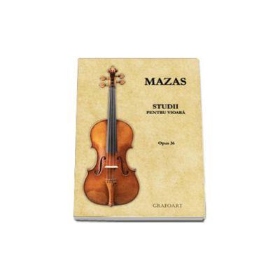 Studii pentru vioara, Opus 36