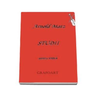 Studii pentru viola - Arnold Matz