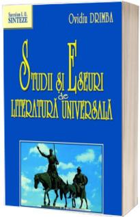 Studii si eseuri de literatura universala