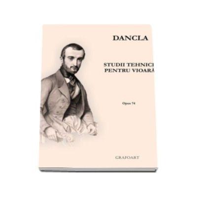 Studii tehnice pentru vioara, Opus 74