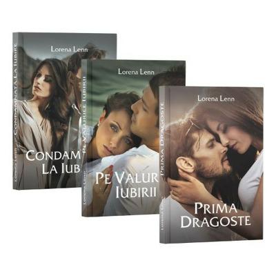 Stylished Implinirea Prin Iubire. Serie de autor Lorena Lenn. Set 3 carti