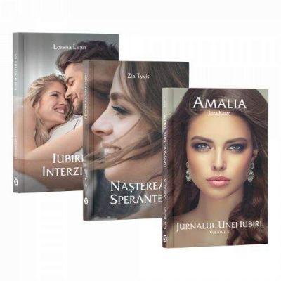 Stylished - Romance 1. Set de 3 carti