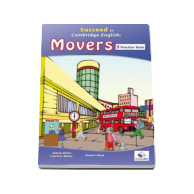Succeed in Cambridge English Movers Student Book (with CD). English for Movers, Young Learners (CEFR level A1+)