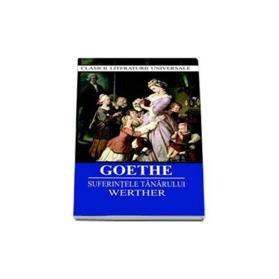 Suferintele tanarului Werther (Johann Wolfgang von Goethe)