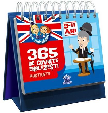 Sunt imbatabil - 365 de cuvinte Englezesti ilustrate - 9-11 Ani