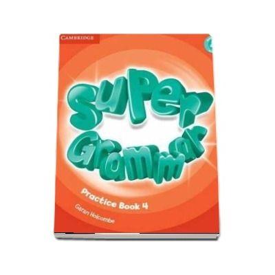 Super Minds Level 4 - Super Grammar Book